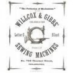 Needle WILLCOX & GIBBS system 1738 size 090 in set of  10
