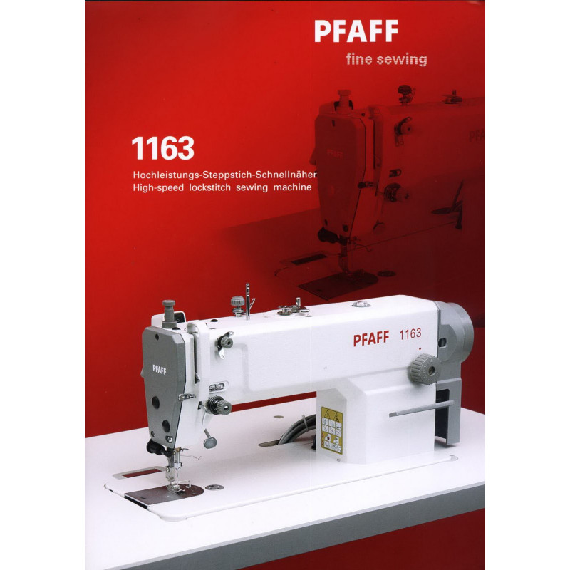 Pfaff 1163 6 01 900 93 909 93 910 93 911 93bs for Machine a coudre 93