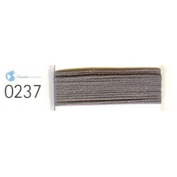 Sewing thread Mandtler foam on reel of 1000 meters : gris 237