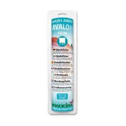 Film hydrosoluble Madeira fin Wash Away Avalon Film 10 m x 30 cm