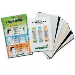 Stabilizer for embroidery (kit)  Madeira Starter set