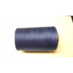 Sewing thread on reel, length: 5000 yards (4571 m) royal blue