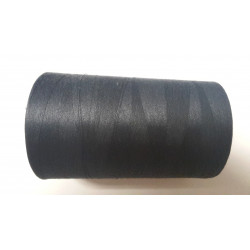 Sewing thread on reel, length: 5000 yards (4571 m) navy blue