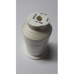Sewing thread Mandtler on reel of 1000 meters : beige 1000