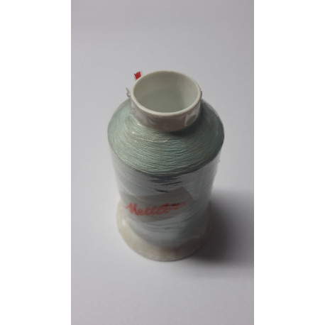 Sewing thread Mandtler on reel of 1000 meters : blue 18