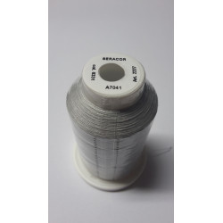 Sewing thread Mandtler on reel of 1000 meters : light grey 331