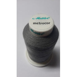Sewing thread Mandtler on reel of 1000 meters : gris fonce 332