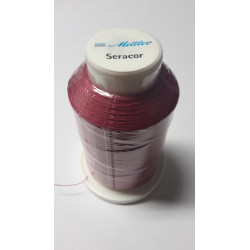 Sewing thread Mandtler on reel of 1000 meters : mauve (mallow) 869