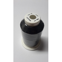 Sewing thread Mandtler on reel of 1000 meters : black 4000