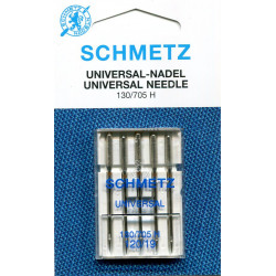 Needle 130 705 H universal size 120 in set of  5