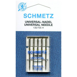 Needle 130 705 H universal size 110 in set of  5