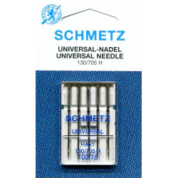 Needle 130 705 H universal size 100 in set of  5