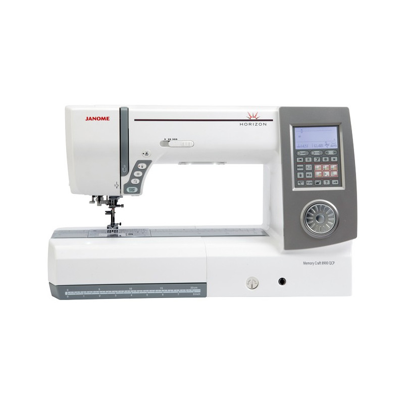 janome memory craft 8900 qcp plan te couture