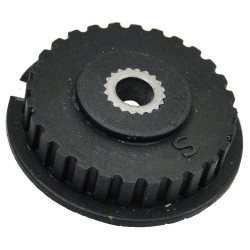 Pulley Singer Samba mouvement for feed dog vertical shaft