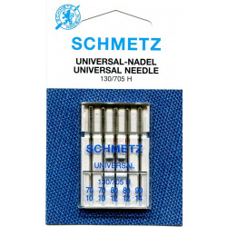 Needle 130 705 H universal size matched in set of  5