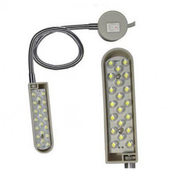 Lampe 20 LED blanche