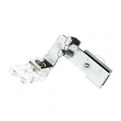 Presser feet SINGER 760 invisible zip : semelle + support upper
