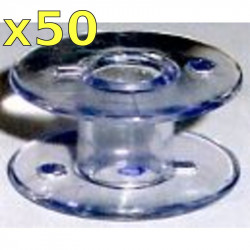 Bobbin Bluesky 8360 (plastic) (set of  50)