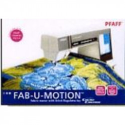 Tablette PFAFF Créative Fab U Motion Fabric Mover
