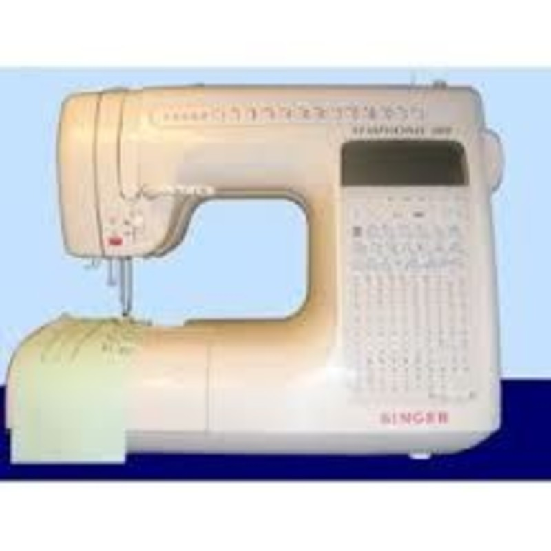 Manual For SINGER Symphonie 40 New Singer Sewing Machine 500a Manual