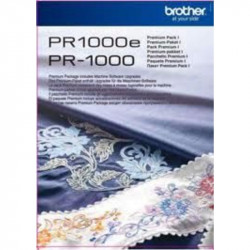 Pack BROTHER Premium Pack I pour PR650, PR1000