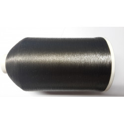 Sewing thread on reel, length: 5000 yards (4571 m) invisible dark