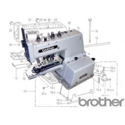 BROTHER B 917-1