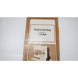 Manual for Toyota model 3000 (French)