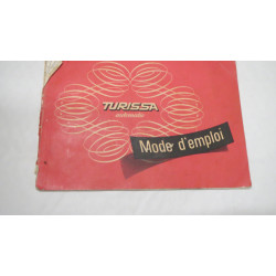 Manual for Turissa (French)