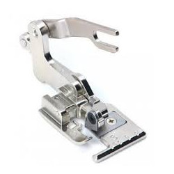 Presser feet BROTHER lateral cutter for overlocking : snap on