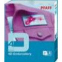 Software: PFAFF 4D Embroidery