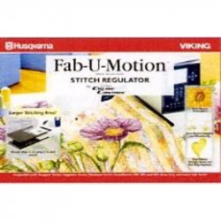 Tablette HUSQVARNA Fab U Motion Fabric Mover