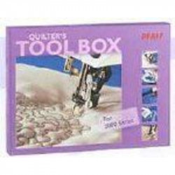 Kit PFAFF Quilter's tool box pour 2010