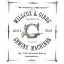 Needle WILLCOX & GIBBS system B 27 size 075 in set of  10